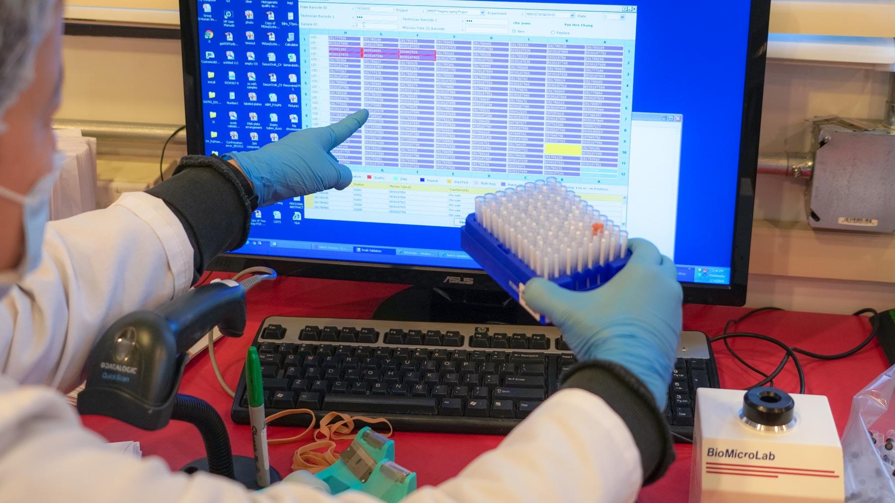Histogenetics Lab
